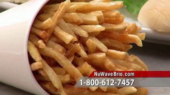 NuWave Brio Digital Air Fryer TV Spot, 'We Love Fried Food' - Thumbnail 1