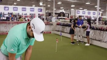 PGA TOUR Superstore TV Spot, 'Try, Try and Try Again' Feat. Sergio García