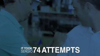 PGA TOUR Superstore TV Spot, 'Try, Try and Try Again' Feat. Sergio García - Thumbnail 5
