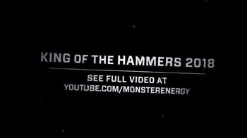 Monster Energy TV Spot, '2018 King of the Hammers' - Thumbnail 9