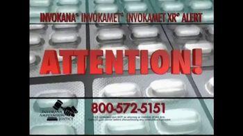 Invokana Amputation Justice TV Spot, 'Diabetes Health Advisory' - Thumbnail 1