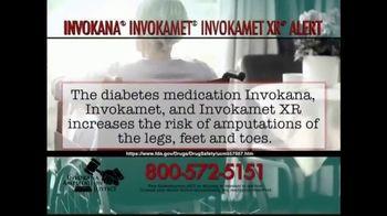 Invokana Amputation Justice TV Spot, 'Diabetes Health Advisory' - Thumbnail 6