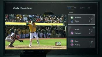 XFINITY MLB Extra Innings TV Spot, 'Become a Pro Fan' - Thumbnail 4