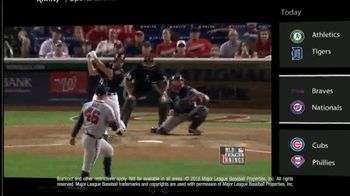 XFINITY MLB Extra Innings TV Spot, 'Become a Pro Fan' - Thumbnail 5