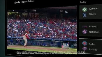 XFINITY MLB Extra Innings TV Spot, 'Become a Pro Fan' - Thumbnail 6