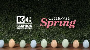 K&G Fashion Superstore TV Spot, 'Spring Looks' - Thumbnail 1