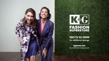 K&G Fashion Superstore TV Spot, \'Spring Looks\'