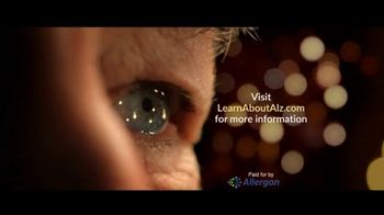 Allergan TV Spot, 'Learn About Alzheimer's' - Thumbnail 9