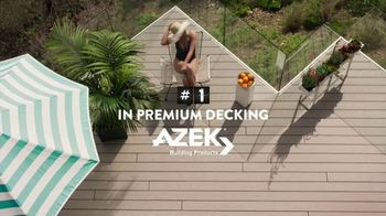 AZEK Building Products TV Spot, 'Numbers' - Thumbnail 9