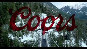 Coors Light TV Spot, 'Mountain Outpost' [Spanish] - Thumbnail 1