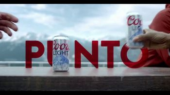 Coors Light TV Spot, 'Mountain Outpost' [Spanish] - Thumbnail 7