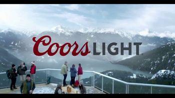 Coors Light TV Spot, 'Mountain Outpost' [Spanish] - Thumbnail 9