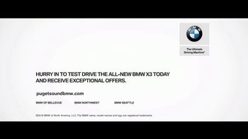 BMW X3 TV Spot, 'Glitch' [T1] - Thumbnail 7