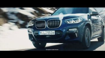 BMW X3 TV Spot, 'Glitch' [T1] - Thumbnail 4