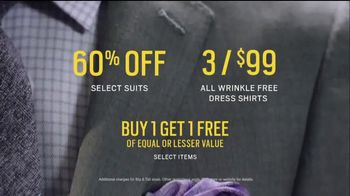 Men's Wearhouse TV Spot, 'Up to Date' - Thumbnail 7