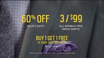 Men's Wearhouse TV Spot, 'Up to Date' - Thumbnail 8