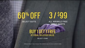 Men's Wearhouse TV Spot, 'Up to Date' - Thumbnail 9