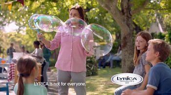 Lyrica TV Spot, 'Most People'