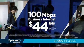 Spectrum Business Internet TV Spot, 'Hair Salon' - Thumbnail 5