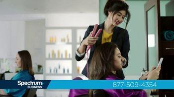 Spectrum Business Internet TV Spot, 'Hair Salon' - Thumbnail 3