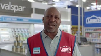 Lowe's TV Spot, 'The Moment: Laser Proof' - Thumbnail 7