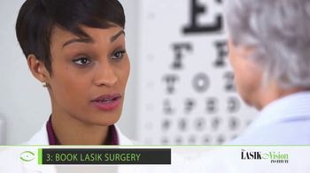 The LASIK Vision Institute TV Spot, 'Get Better Vision Fast' - Thumbnail 5