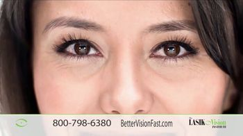 The LASIK Vision Institute TV Spot, 'Get Better Vision Fast' - Thumbnail 7