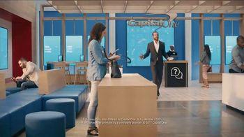 Capital One TV Spot, 'Stuck Savings: Café' Feat. Jeremy Brandt - Thumbnail 7
