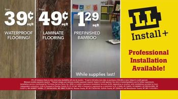 Lumber Liquidators End of Quarter Clearance Sale TV Spot, 'Spring Floors' - Thumbnail 5