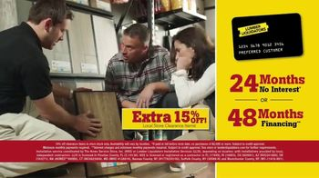 Lumber Liquidators End of Quarter Clearance Sale TV Spot, 'Spring Floors' - Thumbnail 6