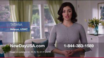 NewDay 100 VA Loan TV Spot, 'Straight Ahead' - Thumbnail 2
