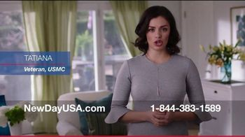 NewDay 100 VA Loan TV Spot, 'Straight Ahead' - Thumbnail 3