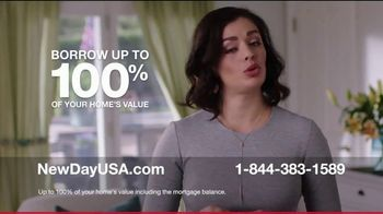 NewDay 100 VA Loan TV Spot, 'Straight Ahead' - Thumbnail 4