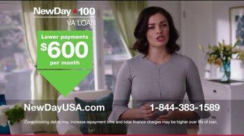 NewDay 100 VA Loan TV Spot, 'Straight Ahead' - Thumbnail 7
