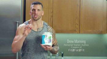 KetoLogic BHB TV Spot, \'No Added Sugar\' Featuring Drew Manning