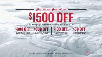 Value City Furniture TV Spot, 'Buy More, Save More: Friedman Mattress' - Thumbnail 4