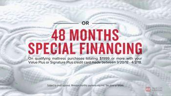Value City Furniture TV Spot, 'Buy More, Save More: Friedman Mattress' - Thumbnail 6