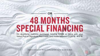 Value City Furniture TV Spot, 'Buy More, Save More: Friedman Mattress' - Thumbnail 7