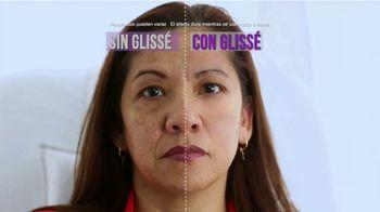 Glissé TV Spot, 'Rejuvenece años en minutos' con Victoria Ruffo