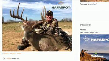 Hafaspot TV Spot, 'Outdoor Channel: Social Media Just for Us'