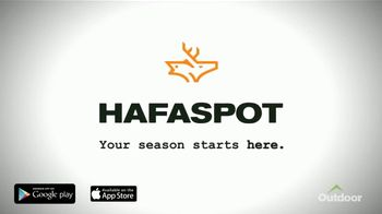 Hafaspot TV Spot, 'Outdoor Channel: Social Media Just for Us' - Thumbnail 9