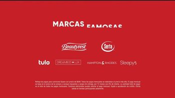 Mattress Firm La Gran Oferta TV Spot, 'Un colchón nuevo' [Spanish] - Thumbnail 4