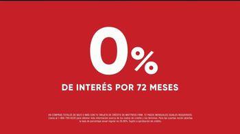 Mattress Firm La Gran Oferta TV Spot, 'Un colchón nuevo' [Spanish] - Thumbnail 5