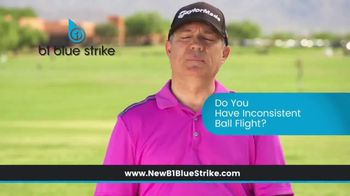 B1 Blue Strike Trainer TV Spot, 'Inconsistent Ball Flight' Feat. Hank Haney