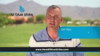 B1 Blue Strike Trainer TV Spot, 'Inconsistent Ball Flight' Feat. Hank Haney - Thumbnail 2