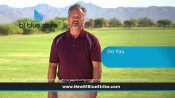 B1 Blue Strike Trainer TV Spot, 'Inconsistent Ball Flight' Feat. Hank Haney - Thumbnail 3