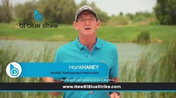 B1 Blue Strike Trainer TV Spot, 'Inconsistent Ball Flight' Feat. Hank Haney - Thumbnail 5