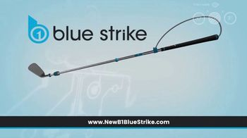 B1 Blue Strike Trainer TV Spot, 'Inconsistent Ball Flight' Feat. Hank Haney - Thumbnail 7