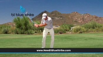 B1 Blue Strike Trainer TV Spot, 'Inconsistent Ball Flight' Feat. Hank Haney - Thumbnail 8