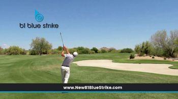B1 Blue Strike Trainer TV Spot, 'Inconsistent Ball Flight' Feat. Hank Haney - Thumbnail 9
